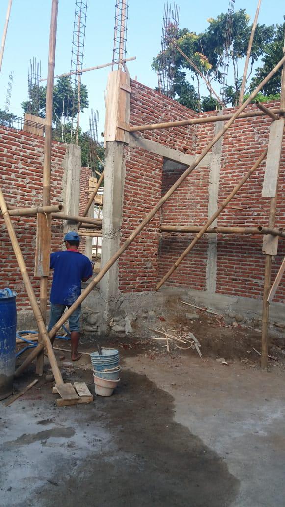 Perkembangan Terkini Pembangunan Masjid Fapet