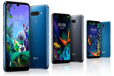 Harga dan Spesifikasi LG K50 Terbaru