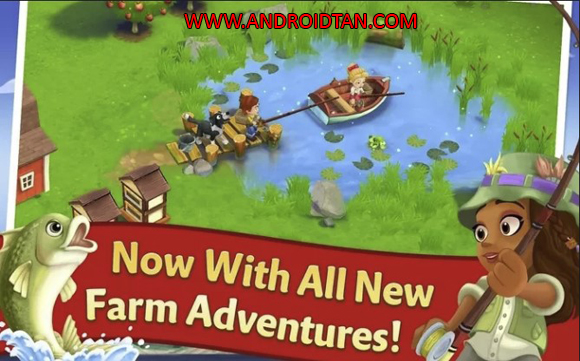 Download FarmVille 2 Country Escape Mod Apk v11.2.2880 Unlimited Keys Terbaru 2018