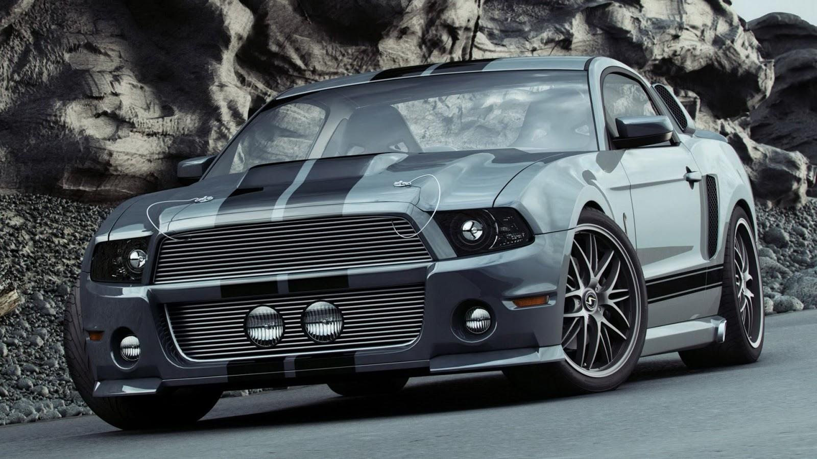 Ford mustang eleanor wallpaper