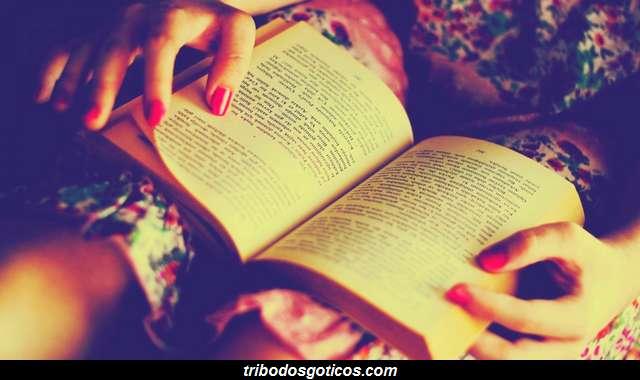 livro leitura foto tumblr