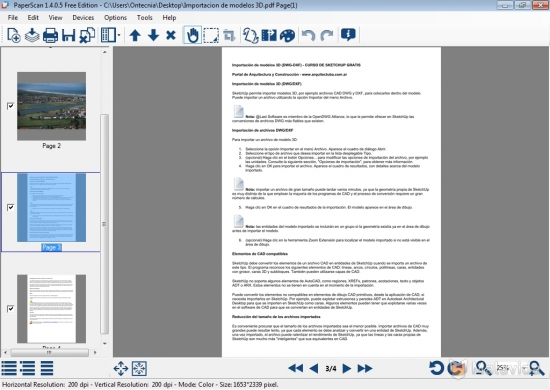 Orpalis PaperScan Professional 3 Free Download