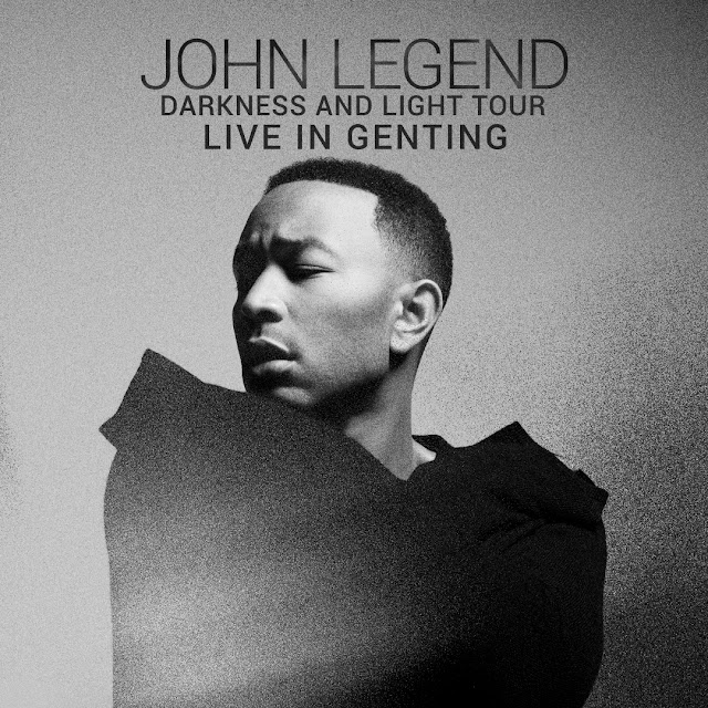 JOHN LEGEND LIVE IN GENTING