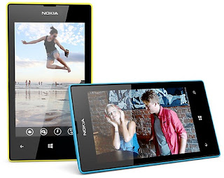 Smartphone Windows 8 termurah Nokia Lumia 520