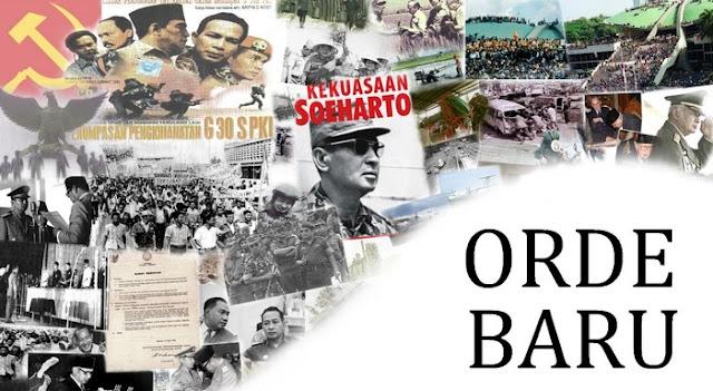 Kronologi Sejarah dan Latar Belakang Lahirnya Orde Baru