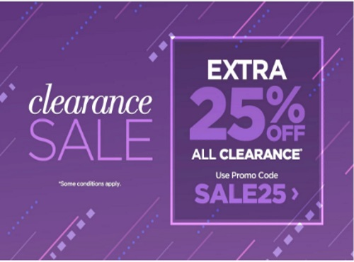 The Shopping Channel Clearance Sale Extra 25% Off Promo Code