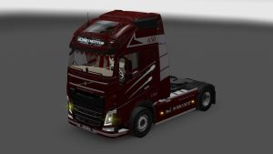 Truck - New Volvo FH Normandie Trans