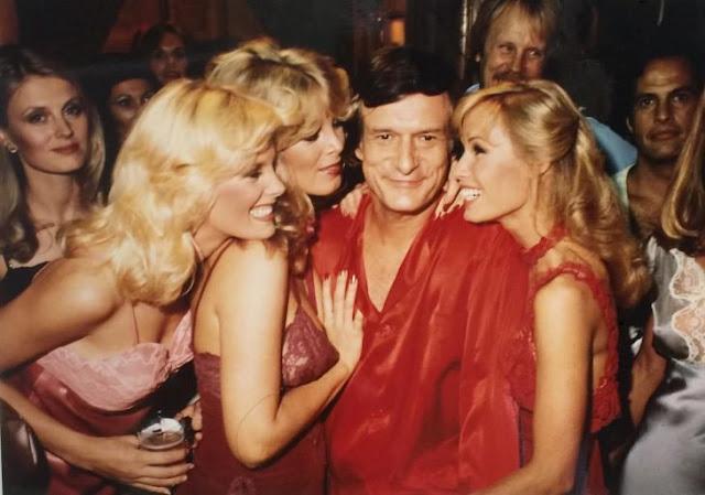 MUERE Hugh Hefner a los 91 años, fundador de la revista'Playboy'