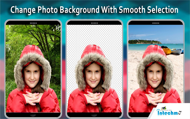 Background Photo Changer aplikasi untuk mengganti background foto otomatis di android