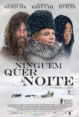 NINGUÉM DESEJA A NOITE (2017) Dublado e Legendado HD 720p