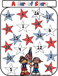 Free Jar of Stars Multiplication Game