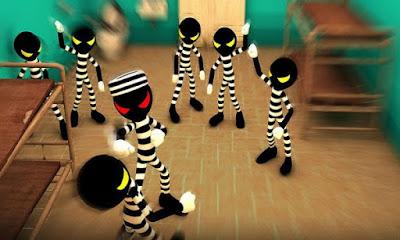 Stickman Escape Story 3D v1.6 Mod+Apk (Unlimited Gold)