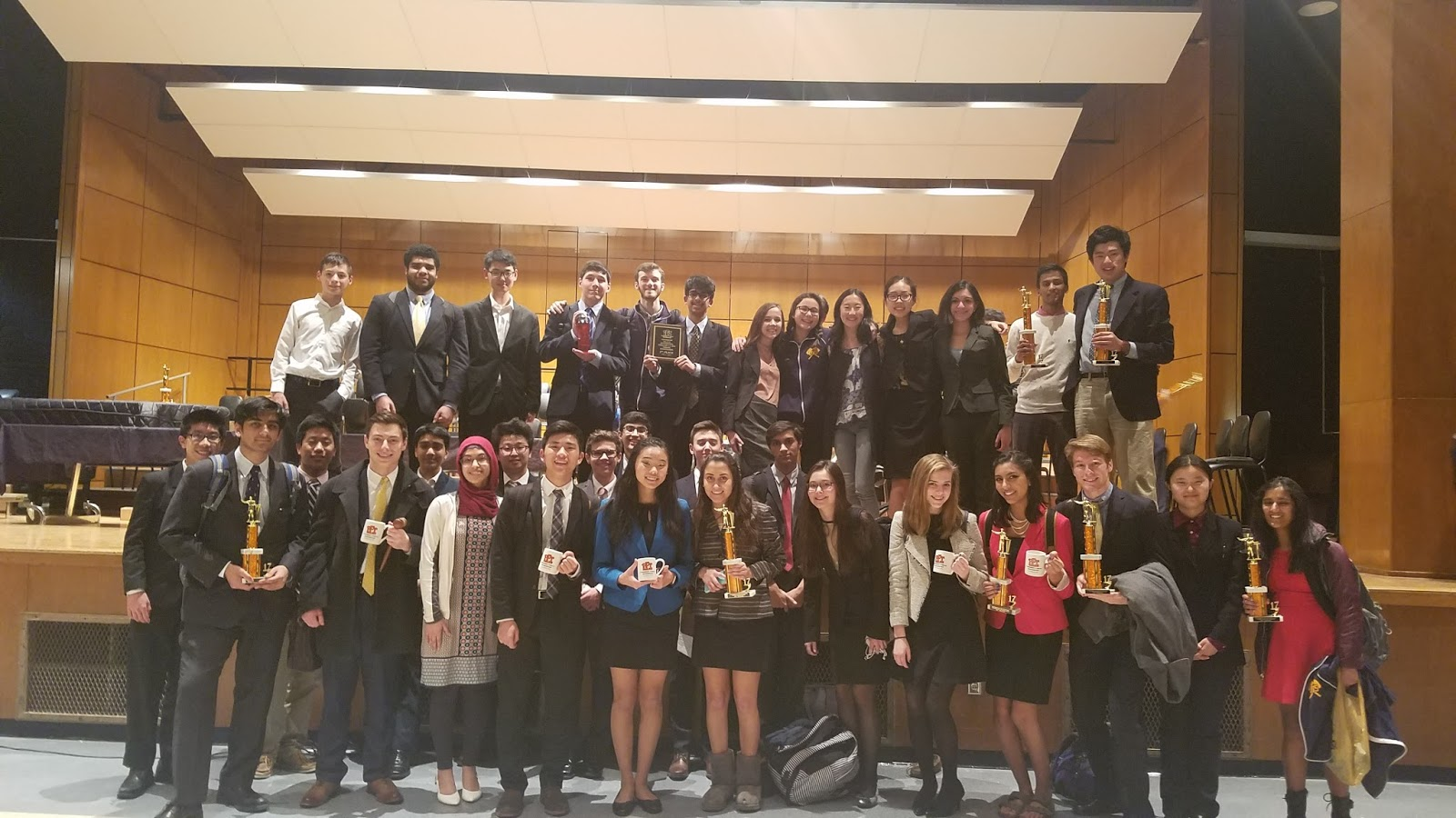 Uhs Around U News Speech And Debate Results At Pennsbury