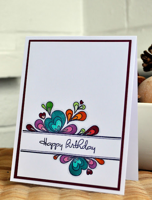 50 Creative Handmade Birthday Cards You Can Make Yourself - birthday card layout