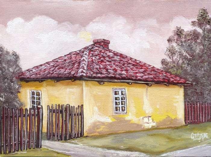 Художник и иконописец. Stankovic Ljubisa