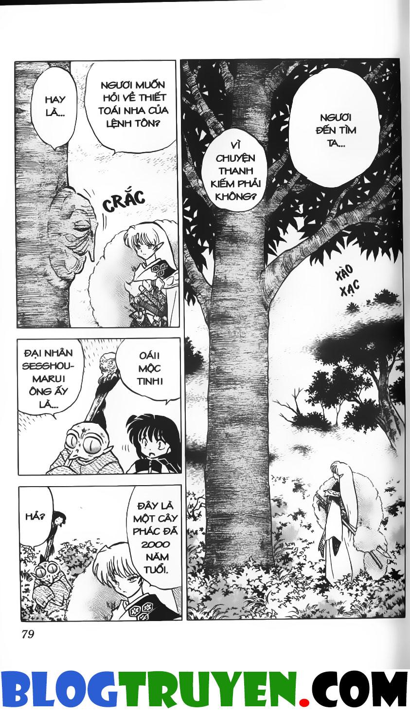 Inuyasha vol 19.5 trang 4