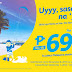 Cebu Pacific 699 All-In Promo Philippine Destinations