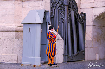 Happy Easter!!! - The Pontifical Swiss Guard, Vatican City