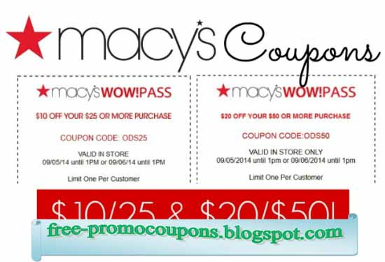 Macys furniture coupon 2018