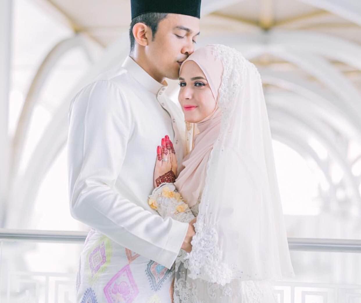 Gambar Pernikahan Saharul Ridzwan Deena Emir