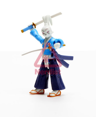 San Diego Comic-Con 2017 Exclusive Teenage Mutant Ninja Turtles Usagi Yojimbo Action Figure by Playmates x Nickelodeon