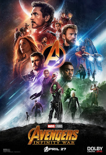 Avengers: Infinity War (BRRip 720p Dual Latino / Ingles) (2018)