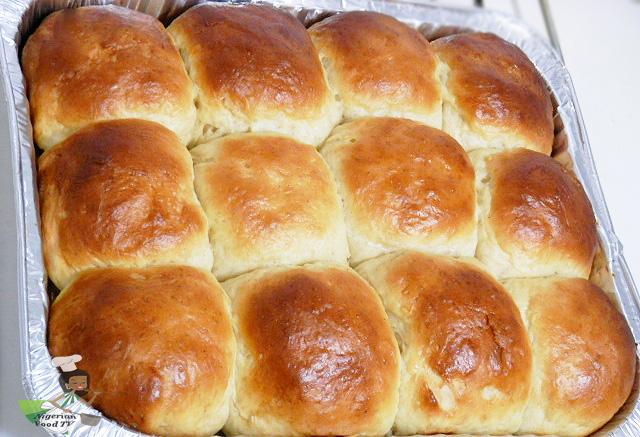 Jija Bread Rolls (Nigerian Pull Apart Bread)