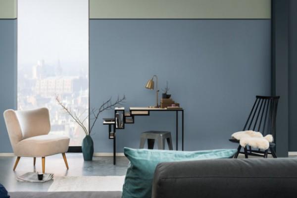 Denim drift a cor do ano para pintar paredes decora o - Tom interiores ...
