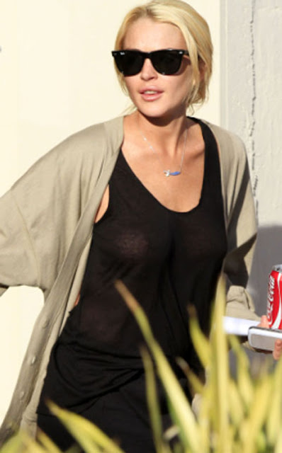 Lindsay Lohan (Imagem: Reprodução)