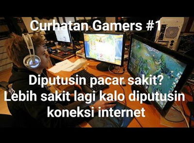 10 Meme 'Curhatan Gamers' Ini Ngena Banget Sampe Keakar-akarnya