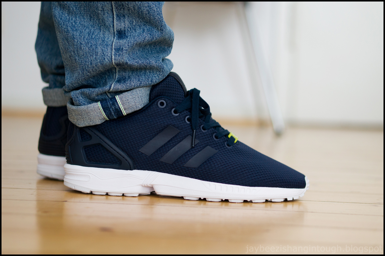 what to wear with adidas zx flux