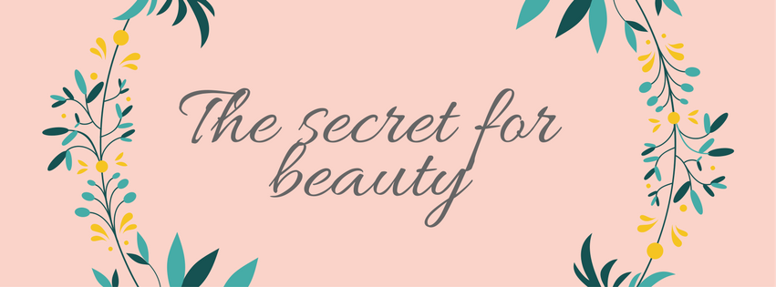 The secret for beauty