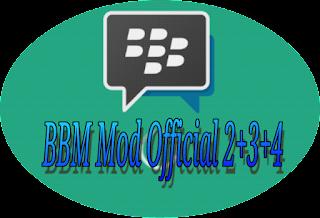 BBM + BBM2 + BBM3 + BBM4 Official Versi 2.13.1.14 Apk Juli 2016