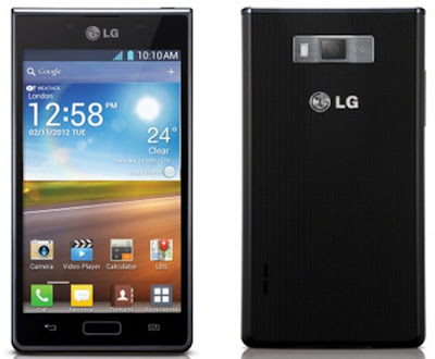 kali kita akan membahas dua smartphone Android ialah  Adu Ponsel: LG Optimus L7 vs HTC One V