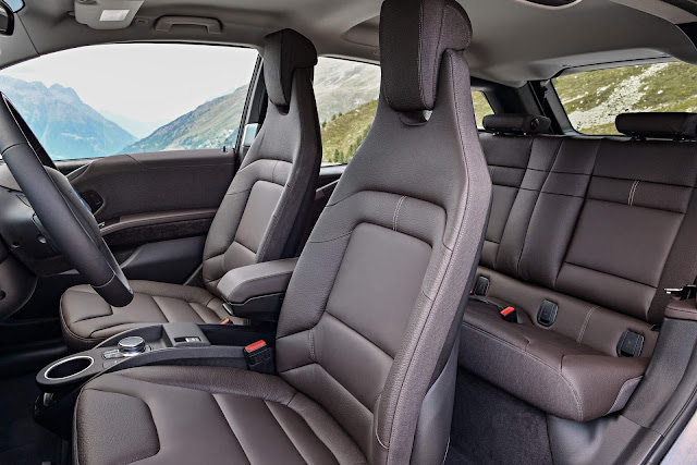 Novo BMW i3 2019 chega ao Brasil - preço R$ 200 mil
