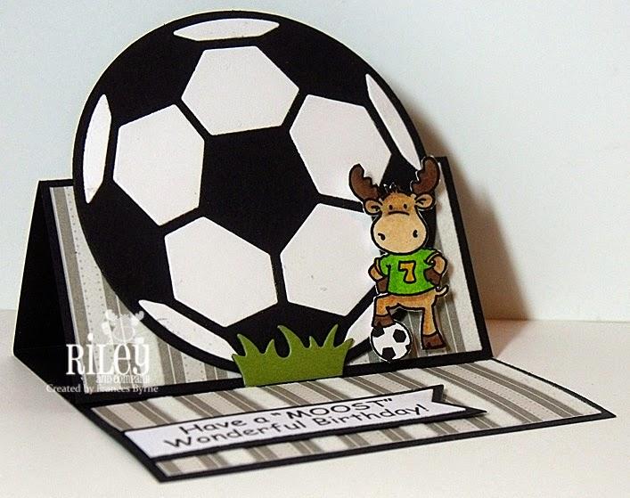 Львы, открытки на футбольную тему