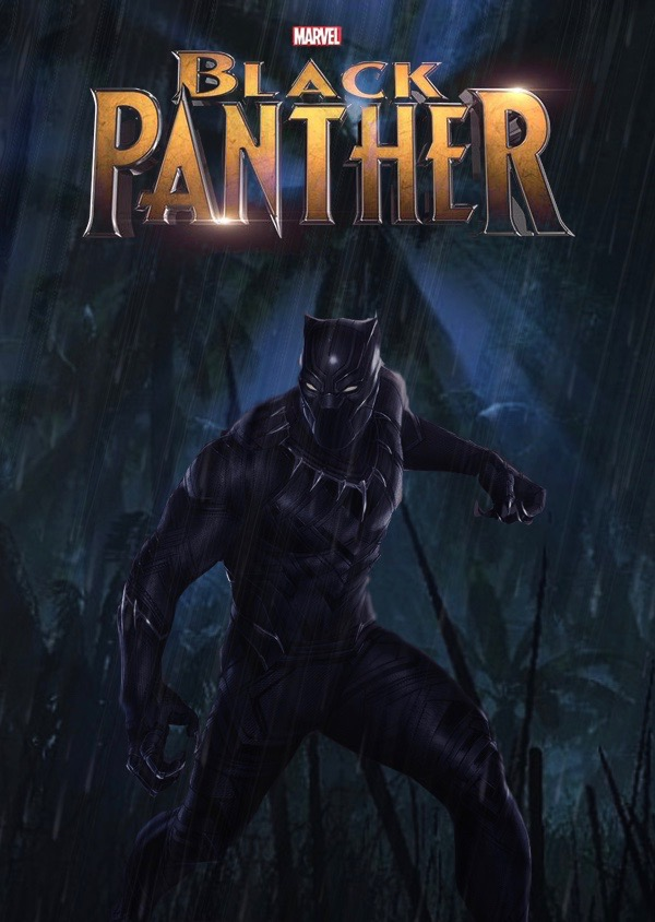 a4360bd14cdf40 Black Panther, 2018 (Gif) | BlueisKewl