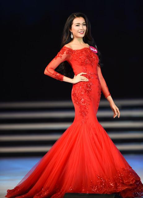 Miss vietnam dress 2018 images