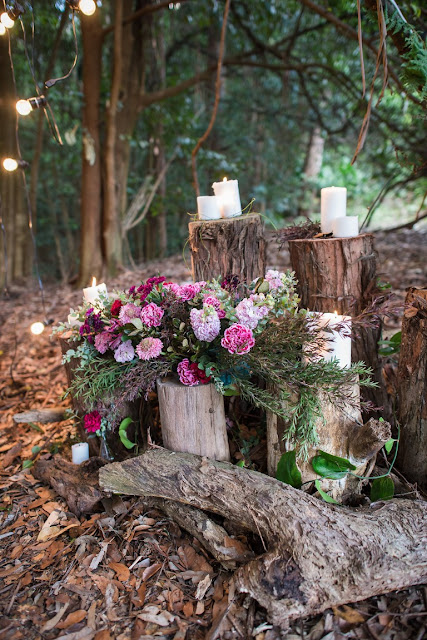 DRAMATIC RUSTIC STYLED BRIDAL INSPIRATION SOUTHERN NSW