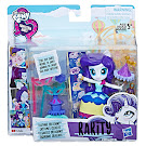 MLP Equestria Girls Minis Theme Park Collection Costume Creations Rarity Figure