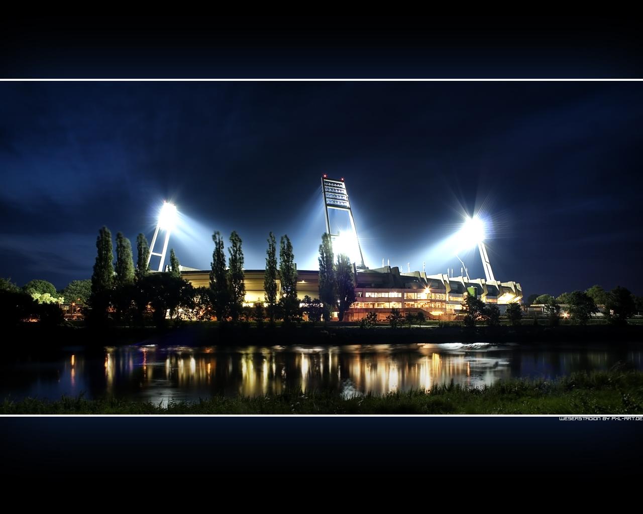 Home Of Sports Weserstadion Stadium