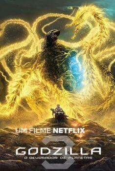 GODZILLA: O Devorador de Planetas Torrent - WEB-DL 720p/1080p Dual Áudio