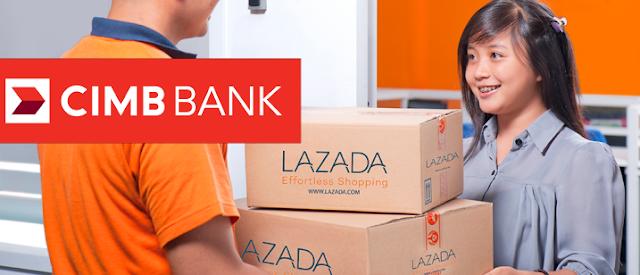 CIMB Lazada Clean Loan