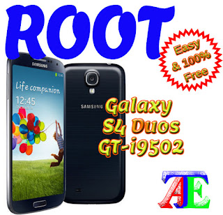 How to root galaxy s4 dual SIM