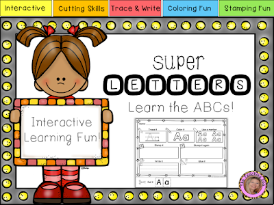 https://www.teacherspayteachers.com/Product/Interactive-Super-Alphabet-Letter-Learning-Fun-2147510
