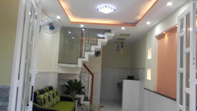 Bán nhà Hẻm đường Huỳnh Văn Chính quận Tân Phú giá rẻ