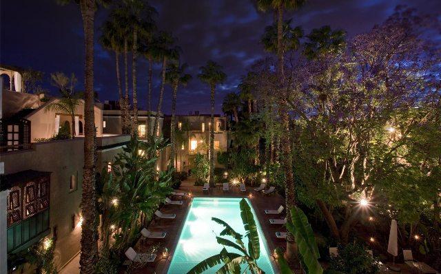 les jardins de la medina hotel boutique