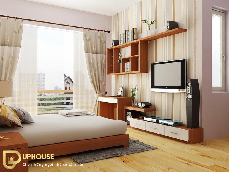 Kệ phòng ngủ đẹp 05