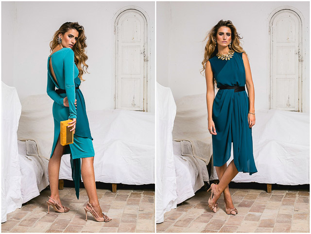 invitada boda blog vestido invierno otoño wedding guest dress style winter