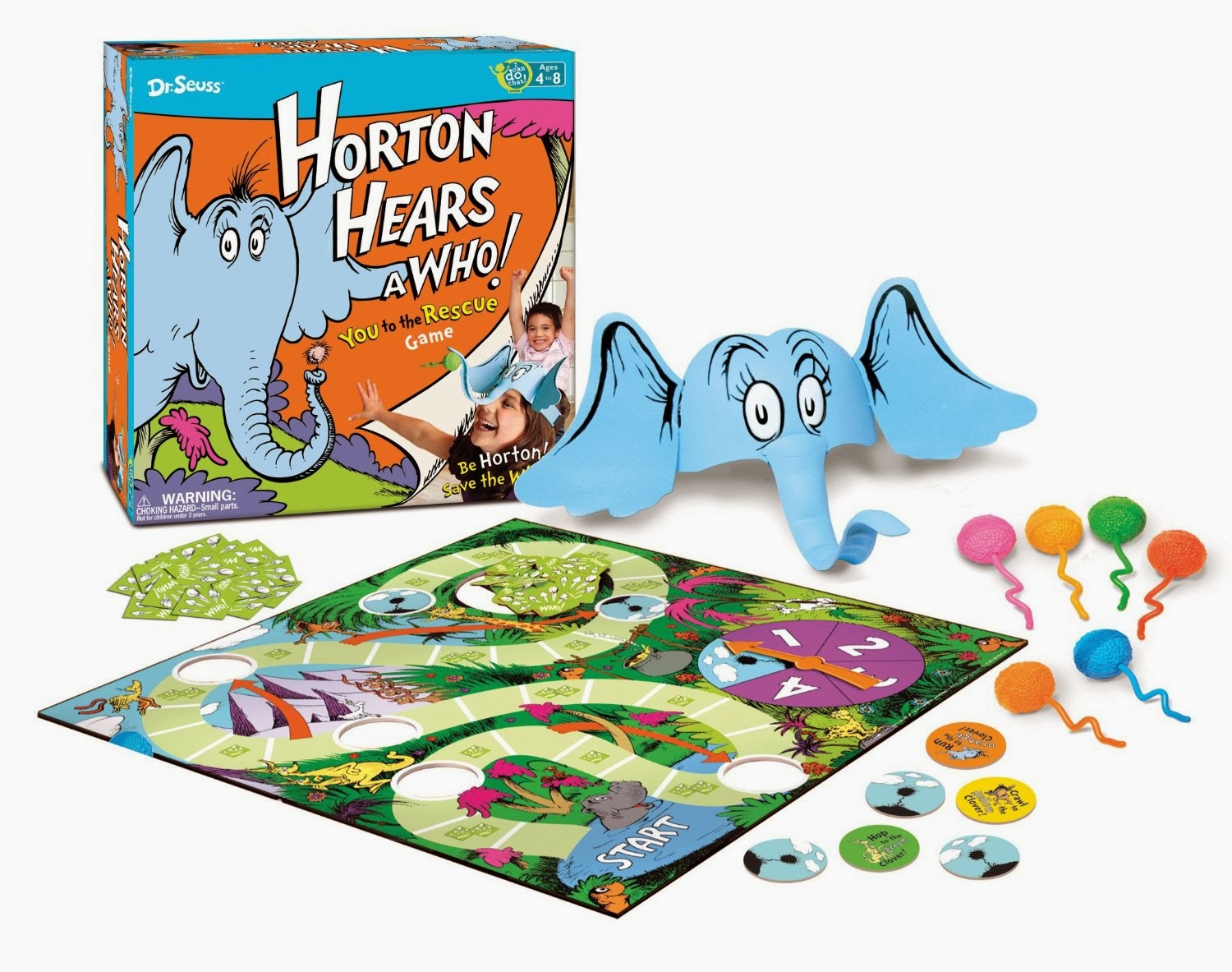 Horton Hears a Who Game